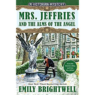 Mrs. Jeffries and the Alms of the Angel (Victorian Mystery)