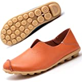 Mocassini da Donna Scarpe da Guida Primavera Estate Casuali Piatto Scarpe da Barca Loafers Slip On Sandali 35-43