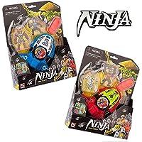 Jugueteriaonline 4893808850658 - Lanzador de discos ninja