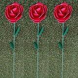 Unbekannt Fountasia Mini Rosen Blumenstecker 64 cm
