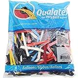 Lot de 100 ballons à sculpter Qualatex : 260Q