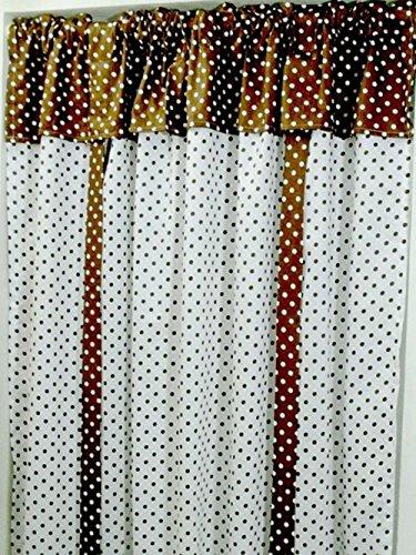 Etbotu Sternmuster Kaffee Grid Schattierung Trennwand Vorhang Frische Pastoral Stil 150 * 150 cm (Plaid Schiere)