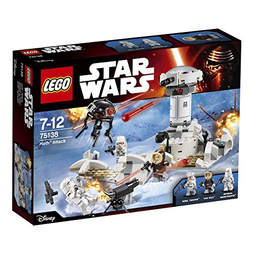 LEGO - Star Wars 75138 Attacco a Hoth