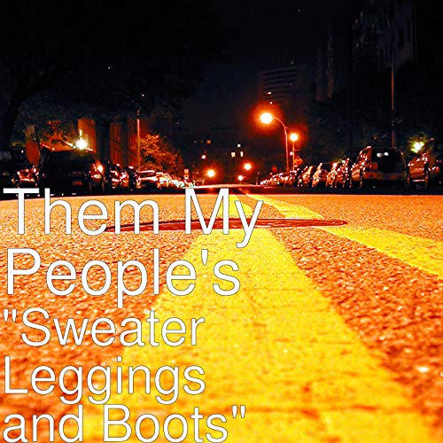Sweater Leggings and Boots Sweatshirt Leggings