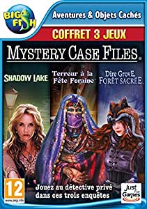 Mystery Case Files 9 + Mystery Case Files 10 + Mystery Case Files 11