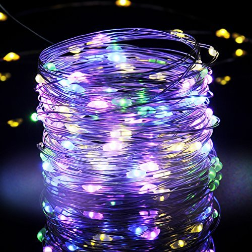 wedding-led-string-lights-morecoo-33ft-100-leds-power-adapter-included-waterproof-starry-string-ligh