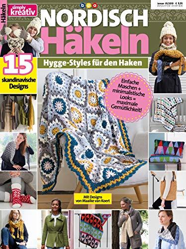 simply kreativ - Nordisch Häkeln: 15 skandinavische Designs - Hygge-Styles für den Haken -