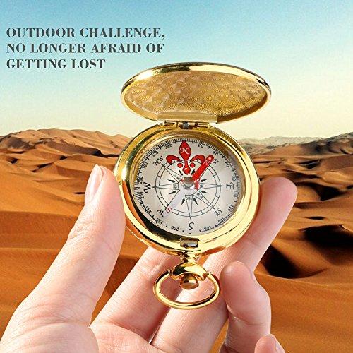 Kompass Richtung Norden