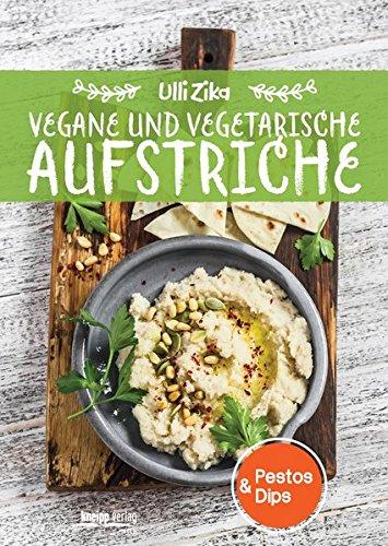 Vegane und vegetarische Aufstriche: Pestos & Dips