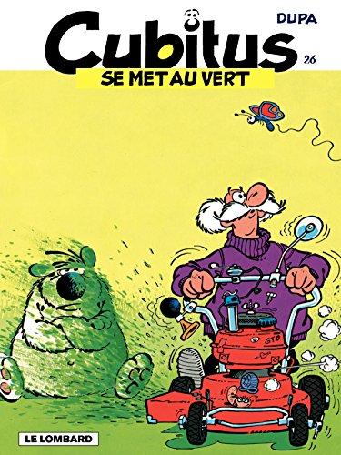 Livres gratuits Cubitus - tome 26 - Cubitus se met au vert pdf, epub ebook