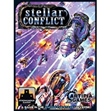 Stellar Conflict Board Game by Stronghold Games