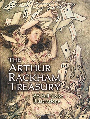 The Arthur Rackham Treasury (Dover Fine Art, History of Art) por Arthur Rackham