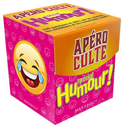 Mini-boite Apéro culte spécial humour