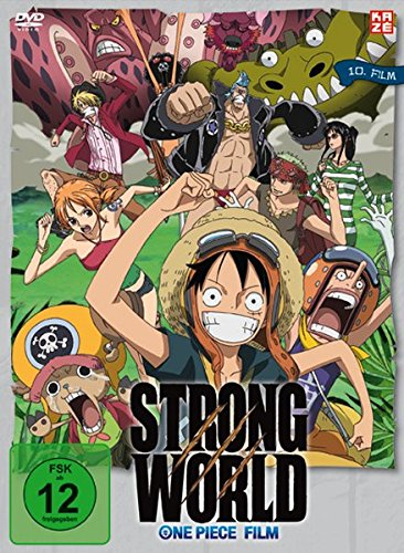 One Piece - 10. Film: Strong ()