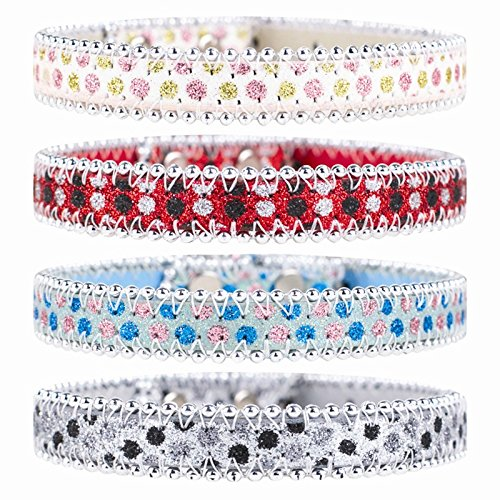 treues q-64185-ac Sparkly Hundehalsband