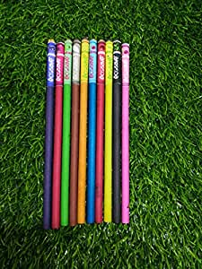 Ecosave Recycled Plantable Seed Pencil with Extra Dark NON Toxic Certified Lead (30 Pencils)