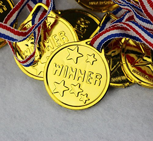 60pc-children-gold-plastic-winners-medals-sports-day-party-bag-prize-awards-toys