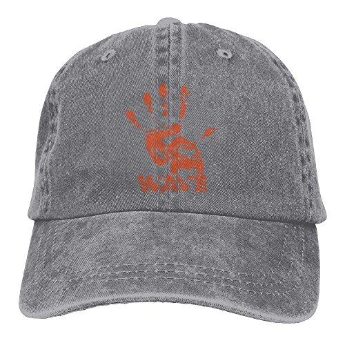 Jeep Wave Handprint Grill Wrangler Club Unisex Adjustable Baseball Caps Denim Hats Cowboy Sport Outdoor
