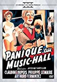 Panique au Music-Hall [Francia] [DVD]