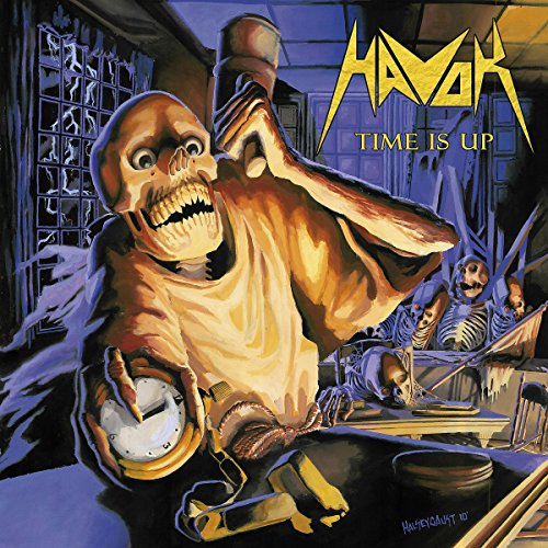 Havok: Time Is Up (Audio CD)