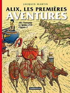 """Afficher """"Alix, les premières aventures"""""""