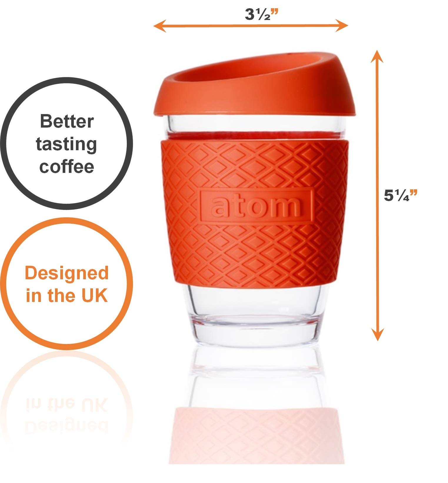 Reusable-Coffee-CupTravel-Mug-with-lid-Thickened-Thermal-Sleeve-High-Quality-Borosilicate-Glass-Eco-Friendly-12oz-Barrister-Friendly-Perfect-for-Home-The-Office-or-to-Go