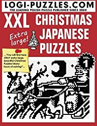 XXL Christmas Japanese Puzzles by LOGI Puzzles (2012-11-15)