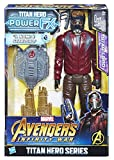 Avengers: Infinity War - Star-Lord Titan Hero Power FX (Personaggio 30cm, Action Figure), E0611103