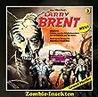 Larry Brent-die Zombie-Insekten (3xcd)