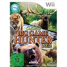 Cabela's Big Game Hunter 2012 - [Nintendo Wii]
