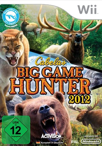 Top-shot-elite-wii (Cabela's Big Game Hunter 2012 - [Nintendo Wii])
