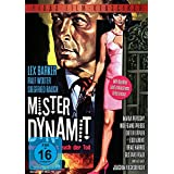 Mister Dynamit - Morgen küsst euch der Tod / Großartiger Thriller mit Lex Barker, Ralf Wolter, Siegfried Rauch und Eddi Arent