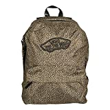 Vans Mochila Realm Backpack Mini Leopard dorado/negro/multi