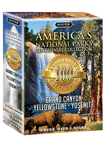America's National Parks: Centennial Collection: 100th Anniversary (100th Anniversary Collection)