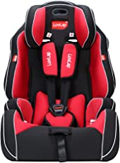 Luv Lap Premier Baby Car Seat (Red)