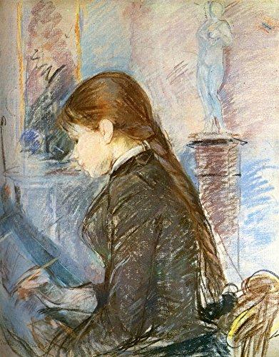 Das Museum Outlet–1886Pauke Gobillard, gespannte Leinwand Galerie verpackt. 40,6x 50,8cm