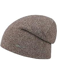 Amazon.co.uk  Stetson - Skullies   Beanies   Hats   Caps  Clothing a8cba1cec14a