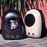 Dulcii Pet Carrier,Cat Dog Puppy Travel Hiking Camping Pet Carrier Backpack, Space Capsule Bubble Design,Waterproof Soft… 17