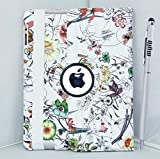 Best Ipad 4 Covers - 360 Degree Rotating Stand Case Cover for IPAD Review