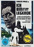 Locandina Ich bin Legende - The Last Man on Earth - Mediabook  (+ Bonus-DVD) (+ CD-Soundtrack)