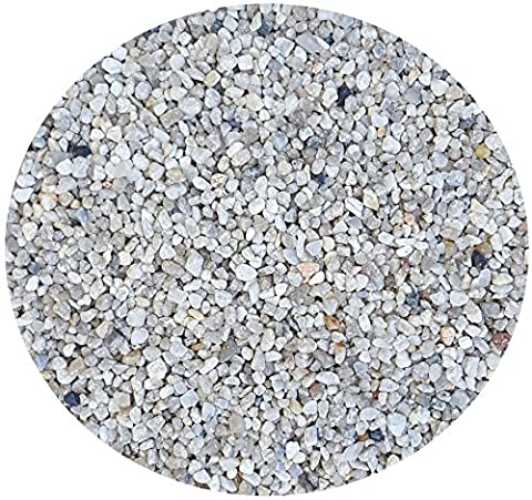 1kg Ingbertson® Dekokies 3,15 bis 5,6 mm Aquariumkies Aquariumsand Aquarienkies Aquariensand Bodengrund für Aquarien