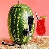 Wassermelone Keg Tap Kit–Machen Sie Ihre eigenen Früchte Keg Spender, Wassermelone Wasserhahn, Kürbis