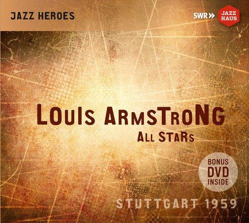 Louis Armstrong All Stars (Stuttgart 1959) [CD + DVD]