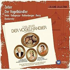 Der Vogelh�ndler � Operette in 3 Akten (1988 Remastered Version), Dritter Akt: Als gebl�ht der Kirschenbaum (Kurf�rstin)