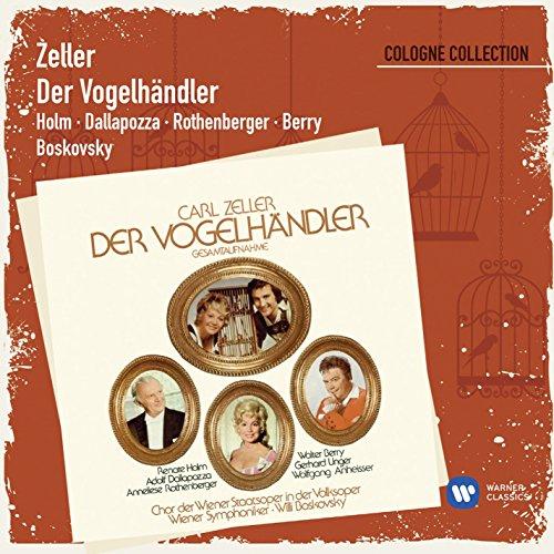 Der Vogelhändler · Operette in...