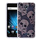 Blu Vivo XL2 Case, KTtwo [Lightweight] [Shockproof]