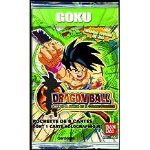 Bandai–Dragon Ball Karten–5043carte da collezionare, Booster Super Serie 1Goku Display–8carte