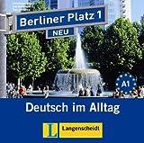 Berliner Platz 1 NEU - 2 Audio-CDs zum Lehrbuchteil: Deutsch im Alltag (Berliner Platz NEU)