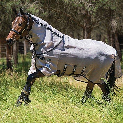 Horseware Fliegendecke Rambo Fly Buster 145cm -