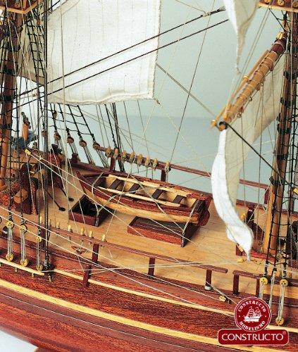 Constructo D80817 - Holzbausatz H.M.S. Bounty